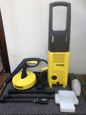 karcher k 2.94 Pressure washer. stopped working.