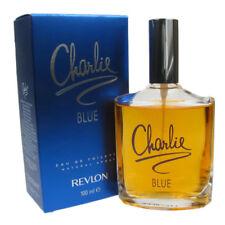 REVLON CHARLIE BLUE - PARFUM EDT 100 ML POUR FEMME - VAPORISATEUR - NEUF