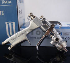 ANEST IWATA SPRAY GUN W-101 Gravity Feed Paint Spray Gun 1.8mm H2 Nozzle  Cup