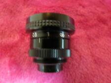 TV CAMERA  LENS 8mm / F1.3