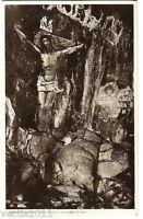 Davaar Island Crucification, Campbeltown, Argyll, Scotland Postcard