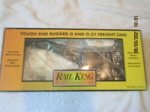 Model Train RR MTH 30-7910 O-27 New York Central Operating Crane Car X-27 LN/Box