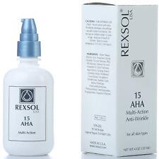 REXSOL 15 AHA  Multi-Action Anti-Wrinkle