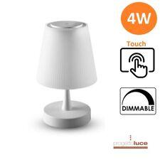 LAMPADA DA TAVOLO LED 4W TOUCH DIMMERABILE BATTERIA RICARICABILE V-TAC VT-7515