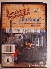DVD  Jim Knopf und Lukas der Lokomotiv führer   neu OVP   Augsburger Puppenkiste