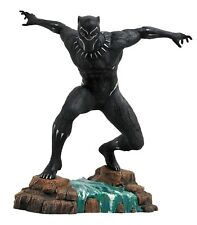 Marvel Gallery Black Panther 9-Inch PVC Figure Statue [Movie Version]