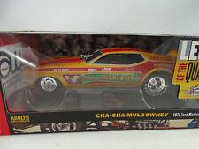 1:18 AUTOWORLD / ERTL- 1972 Ford Mustang Cha-Cha Muldowney NHRA GRACIOSO CAR