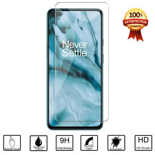 For OnePlus 8T Clear Full Screen Protector Tempered Glass Guard Film