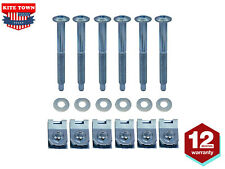 New Truck Bed Mounting Hardware Kit Dorman For Ford F150 924-313