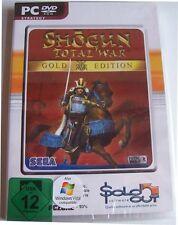 Shogun Total War Gold / Warlords Edition - Win XP/Vista