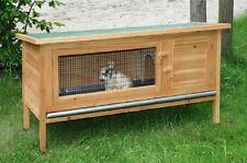 Gabbia conigliera in legno per roditori conigli