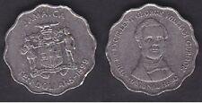 JAMAIQUE   10 DOLLARS 1999