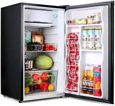 TACKLIFE Compact Refrigerator, 3.2 Cu Ft Mini Fridge with Freezer, Energy Star R