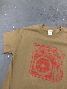 This Is Radio Clash Screen Printed T-shirt Size S UnWorn Punk Joe Strummer