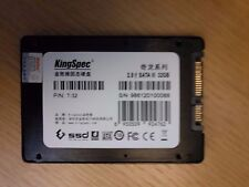 2.5 zoll  SATA III SATA 3 MLC 32GB  Kingspec SSD* 3 Jahre Herstellergarantie