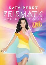 KATY PERRY PRISMATIC WORLD TOUR LIVE DVD (October 30th 2015)
