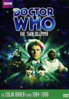 DOCTOR WHO - THE TWIN DILEMMA (COLIN BAKER) (1984-1986) (STORY - 137) (DVD)