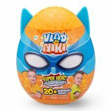 VLAD & NIKI toydiva SUPER HERO SURPRISE toydiva BLUE EGG 20+ SURPRISES ZURU 2021