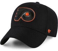Philadelphie Flyers 47 Brand MVP Noir NHL Équipe Casquette