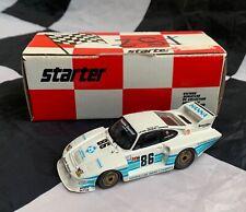 STARTER 1/43 HAND BUILT 86 PORSCHE 935 GTP DAYTONA 24 1984 RESIN MODEL CAR BOXED