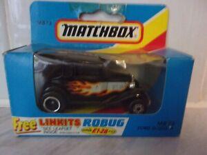 Matchbox :MB73 Ford , Mint Boxed