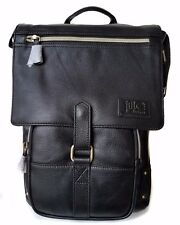 Jill-e Emma Leather Cross Body Laptop and Tablet Bag w/ Shoulder Strap NWT