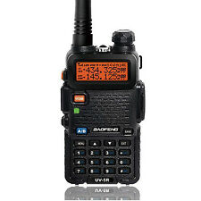 Radio Scanner Handheld Police Fire Transceiver Portable Antenna EMS HAM Two Way