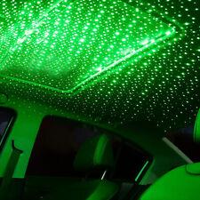 1pcs USB LED Car Roof Star Night Interior Light Atmosphere Galaxy Lamp Accessory