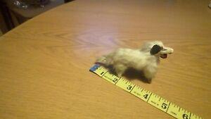 "Character 4""max Antique Spitz Samoyed Pomeranian Salon Dog for Bru Kestner Doll"