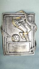 "heavy Soccer award trophy resin ""pants"""