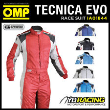 FIA Approved OMP Car & Kart Race Suits