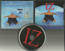 Israel IZ Kamakawiwo'ole Over The Rainbow 2004 USA PROMO Radio DJ CD single