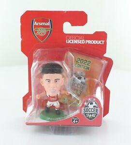 Kieran Tierney Arsenal SoccerStarZ 2022  MicroStars Green Base Blister