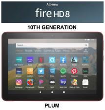 """Nuevo Amazon Fire HD 8 tableta con Alexa pantalla de 8"""" 16GB (8th Gen.) - Punch Rojo"""