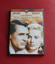 To Catch A Thief - Region 2 DVD - Cary Grant, Grace Kelly - Alfred Hitchcock