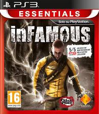 Essentials Infamous - PS3 ITA - NUOVO SIGILLATO  [PS31153]
