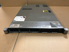 HP Proliant DL360E G8 Gen8 1U SERVER 2X E5-2450L 8C 64GB RAM P420 1GB 2x PSU