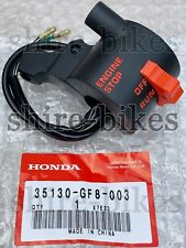 NEW Genuine Honda Kill Switch & Throttle Holder for Honda QR50 (35130-GF8-003)