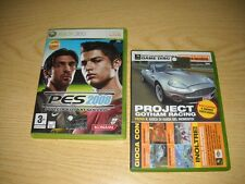PES 2008 Italiano per XBOX 360 + Game Disc Demo XBOX Magazine Vol.1 Marzo 2002
