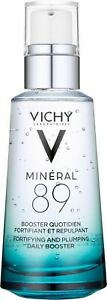 VICHY MINERAL 89 FORTIFYING AND PLUMPING DAILY BOOSTER #75 ML #NEW