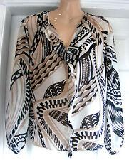TU Geometric Tops & Shirts for Women
