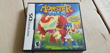 ♕* Nintendo DS * Monster Tale * NEW old stock * VERY RARE  * NTSC * NDS *