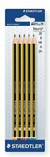 Staedtler Noris 120-S BK5D Pencil Assorted Grades Blister - Pack 5