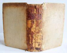 1797 BIBLIOTHECA CLASSICA: A CLASSICAL DICTIONARY J Lempriere 3rd ed HB good