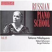 Nikolayeva Tatiana : Russian Piano School CD Incredible Value and Free Shipping!