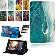 Watercolor Smart Stand Case cover Fit HP Slate 7 / Stream 7 / Slate 10 + stylus