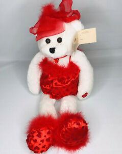 "Chantilly Lane Animated Bear Teddi Beara 22"" Sings All I Have To Do Is Dream"