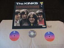 2 LP The Kinks Same Compilation France 1971 Foc. | M- to EX