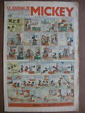 LE JOURNAL DE MICKEY 1938 n° 177
