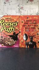 Travis Scott X Reeses Puffs Cereal 100% New Cactus Jack Sold Out Limited